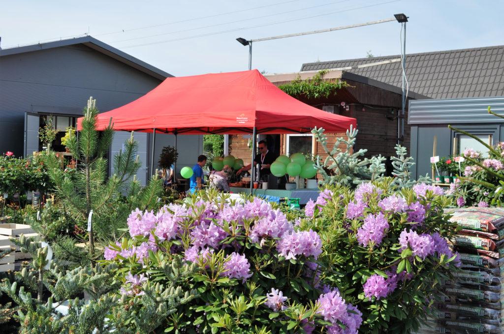 Dzień Ogrodnika 2018 - Centrum Ogrodnicze Zielony Zakątek Lubieszów